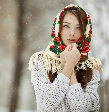 features of Russian women