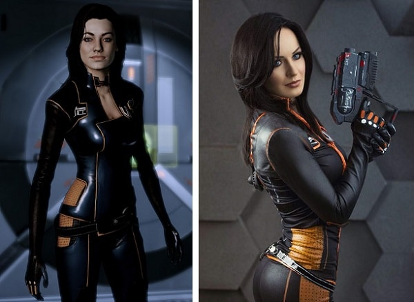 hot girls in video games