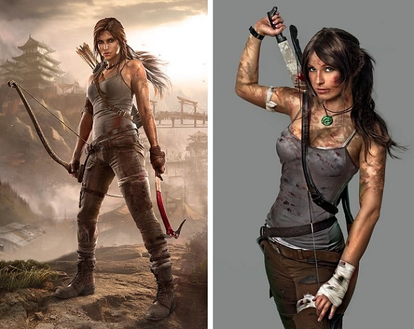 sexiest females in video games