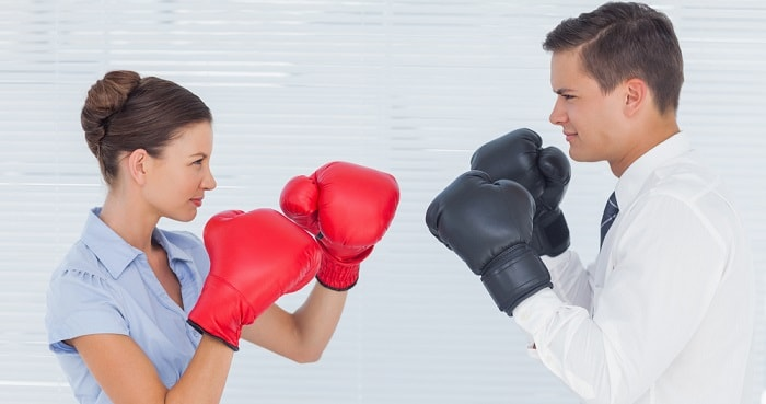 fighting a lot in relationship