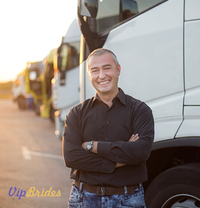 truck driver dating app